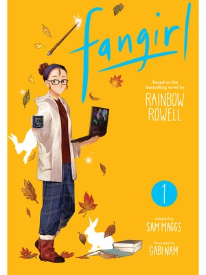 cover image of Fangirl, Volume 1