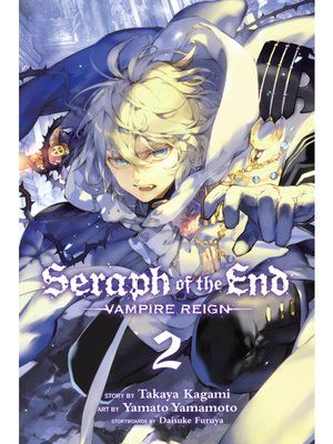 cover image of Seraph of the End, Volume 2