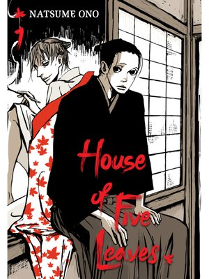 cover image of House of Five Leaves, Volume 1
