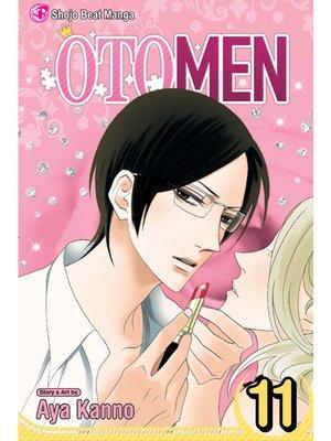 cover image of Otomen, Volume 11