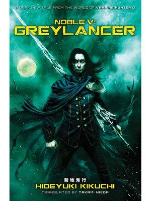 cover image of Noble V: Greylancer