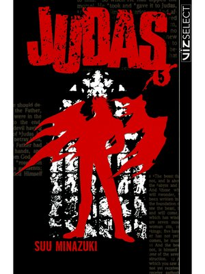 cover image of JUDAS, Volume 5