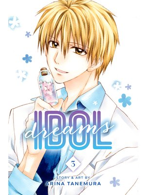 cover image of Idol Dreams, Volume 3