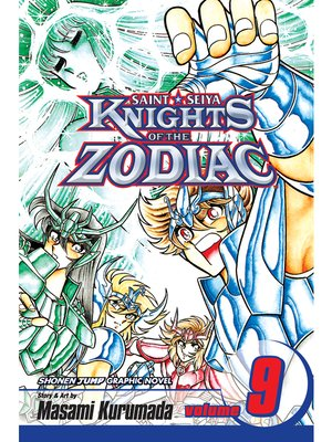 cover image of Knights of the Zodiac (Saint Seiya), Volume 9