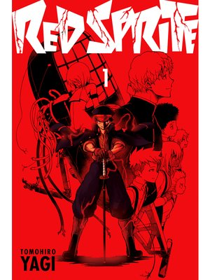 cover image of RED SPRITE, Volume 1