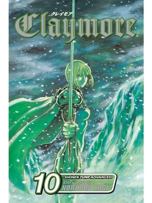 cover image of Claymore, Volume 10