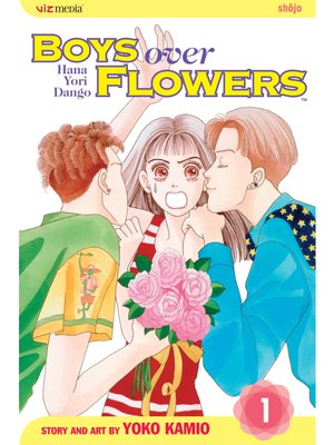 cover image of Boys Over Flowers, Volume 1