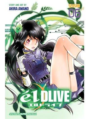 cover image of élDLIVE, Volume 6