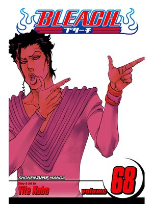 cover image of Bleach, Volume 68