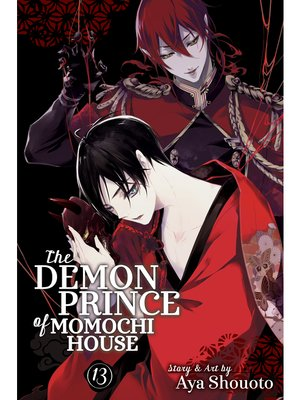 cover image of The Demon Prince of Momochi House, Volume 13