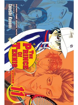 cover image of The Prince of Tennis, Volume 11