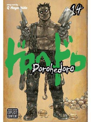 cover image of Dorohedoro, Volume 14