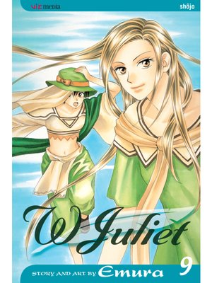 cover image of W Juliet, Vol. 9