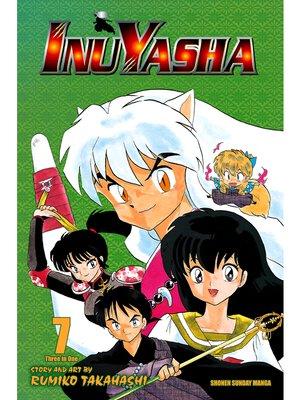 cover image of Inuyasha, Volume 7