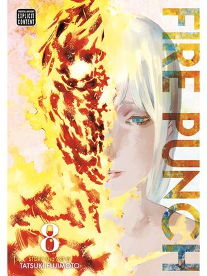 cover image of Fire Punch, Volume 8