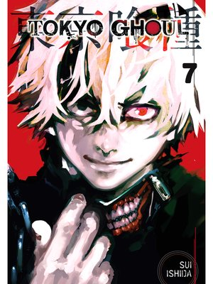 cover image of Tokyo Ghoul, Volume 7
