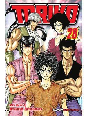 cover image of Toriko, Volume 28