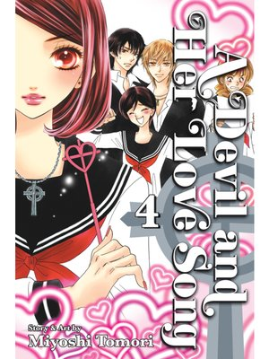 cover image of A Devil and Her Love Song, Volume 4