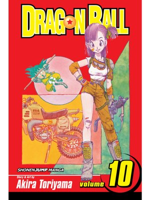 cover image of Dragon Ball, Volume 10
