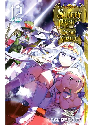cover image of Sleepy Princess in the Demon Castle, Volume 12