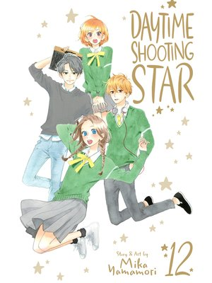 cover image of Daytime Shooting Star, Volume 12
