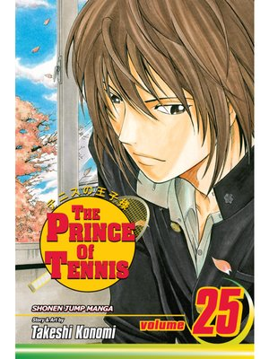 cover image of The Prince of Tennis, Volume 25