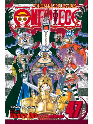 cover image of One Piece, Volume 47