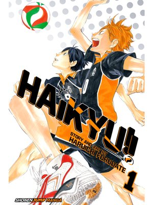 cover image of Haikyu!!, Volume 1