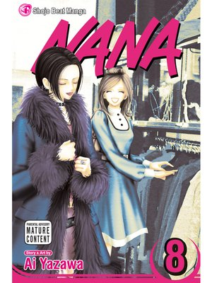 cover image of Nana, Volume 8
