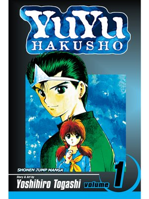 cover image of YuYu Hakusho, Volume 1