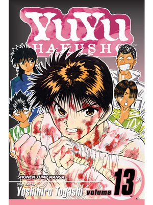 cover image of YuYu Hakusho, Volume 13