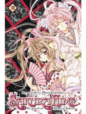 cover image of Sakura Hime: The Legend of Princess Sakura, Volume 11