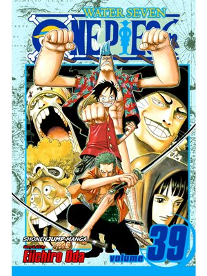 cover image of One Piece, Volume 39