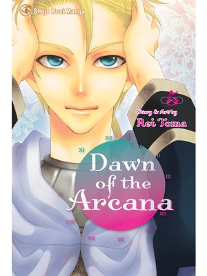cover image of Dawn of the Arcana, Volume 5