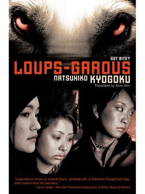 cover image of Loups-Garous
