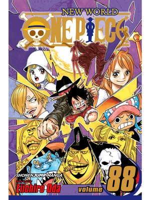 cover image of One Piece, Volume 88