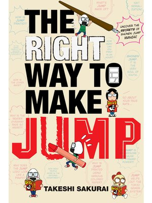 cover image of The Right Way to Make Jump!, Volume 1
