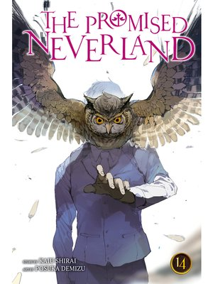 cover image of The Promised Neverland, Volume 14