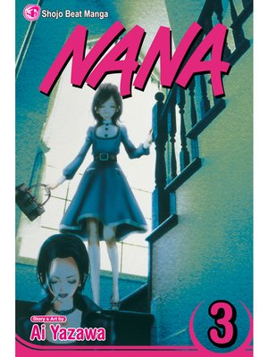 cover image of Nana, Volume 3
