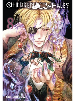 cover image of Children of the Whales, Volume 8
