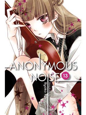 cover image of Anonymous Noise, Volume 13