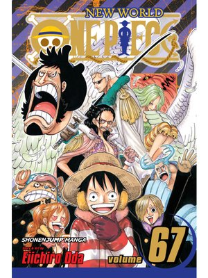 cover image of One Piece, Volume 67