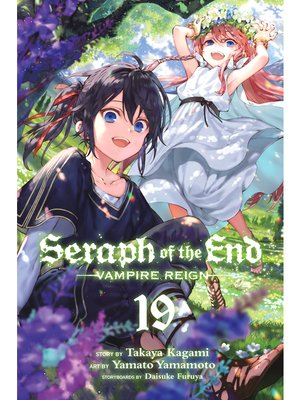 cover image of Seraph of the End, Volume 19