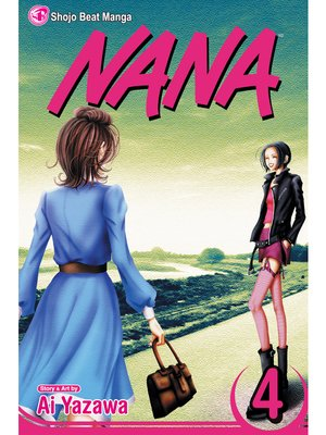 cover image of Nana, Volume 4