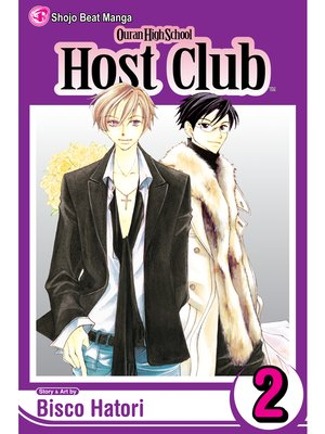 cover image of Ouran High School Host Club, Volume 2