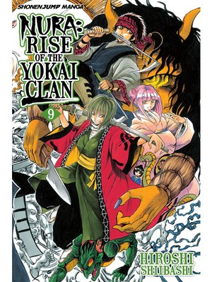 cover image of Nura: Rise of the Yokai Clan, Volume 9