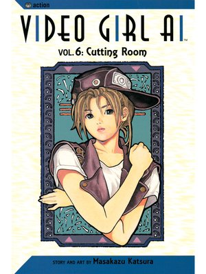 cover image of Video Girl Ai, Volume 6