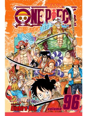 cover image of One Piece, Volume 96