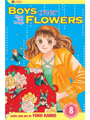 cover image of Boys Over Flowers, Volume 8