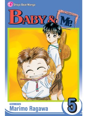 cover image of Baby & Me, Volume 5